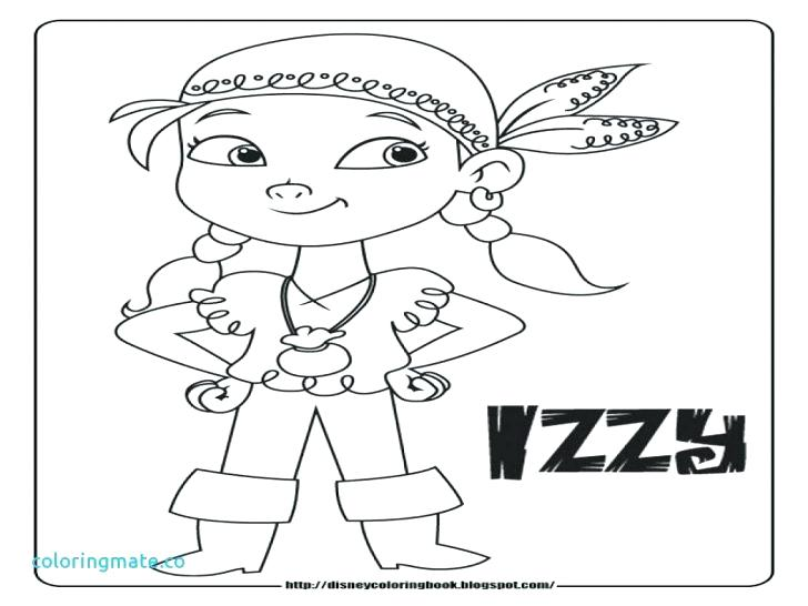 728x546 Jake And The Neverland Pirates Coloring Page Medium Size Of Jr