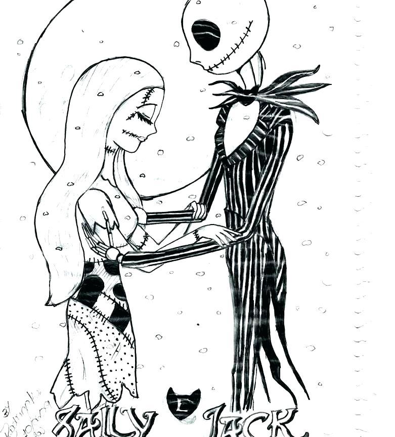 781x864 Jack Skeleton Coloring Pages Jack Skeleton Coloring Pages Jack