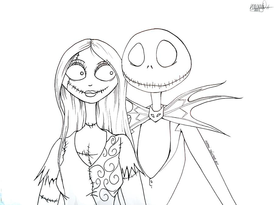 900x675 Top Rated Jack Skellington Coloring Pages Pictures The Nightmare