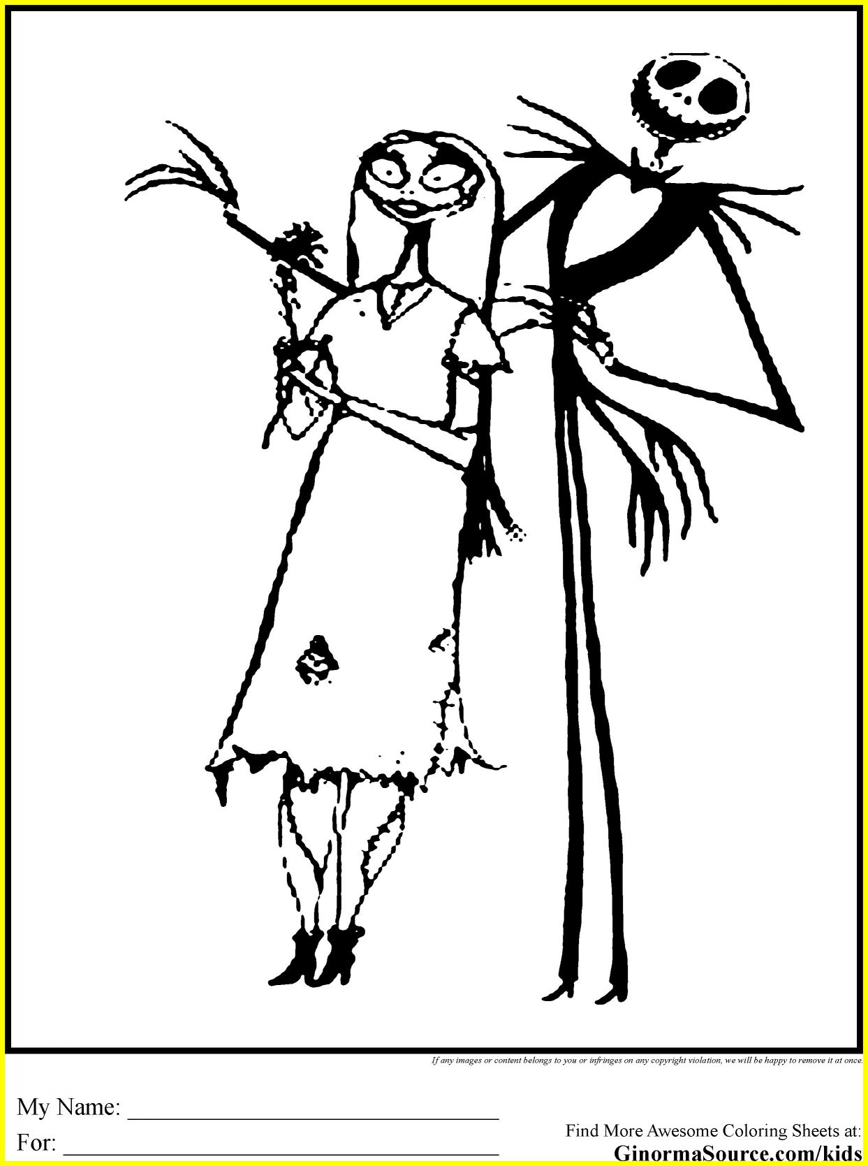 1243x1669 Jack Coloring Pages