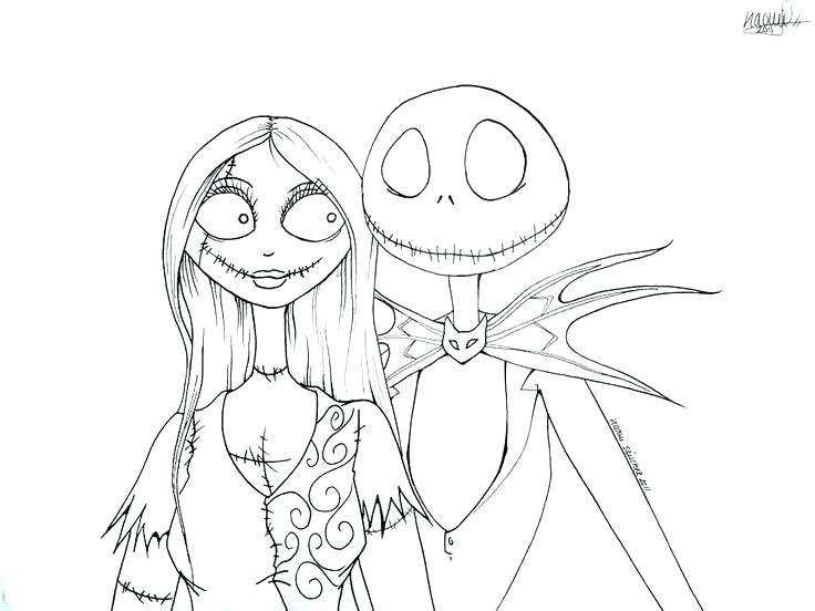 736x552 Jack The Pumpkin King Coloring Pages Jack Skeleton Coloring Pages