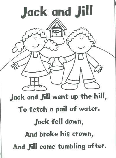 401x546 Jack And Jill Coloring Pages Jack And Coloring Page Click To See