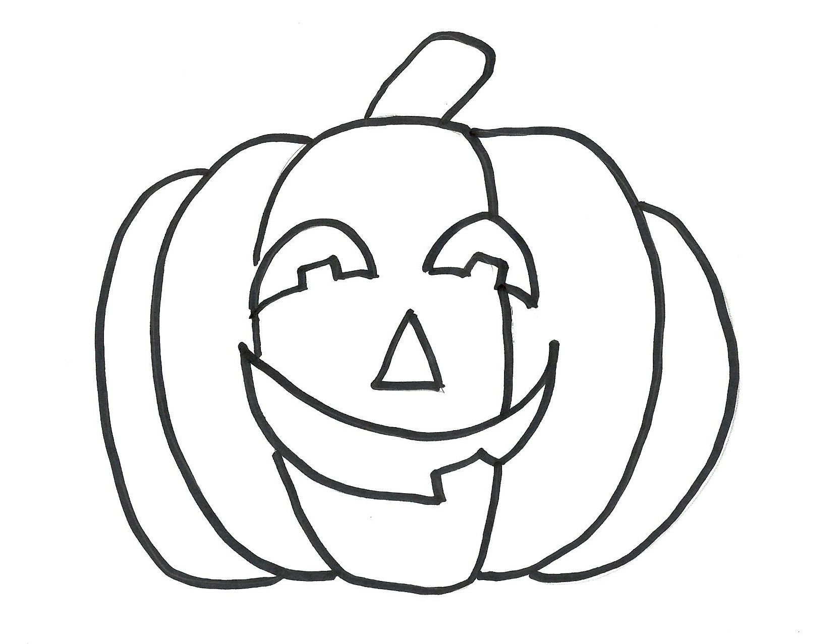 1653x1277 Liberal Jack O Lantern Coloring Sheets Excellent Pages Halloween