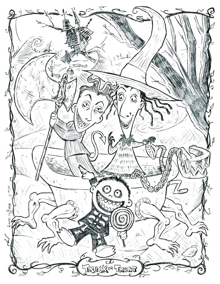 736x951 Jack Skellington Coloring Pages Jack Coloring Pages Jack