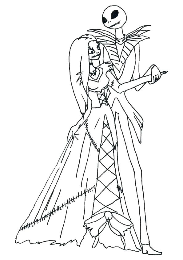 595x842 Jack Coloring Pages Jack Skeleton Coloring Pages Jack Coloring