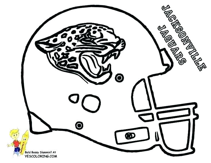 735x568 Nfl Coloring Page Jaguars Team From Coloring And Activity Page Nfl