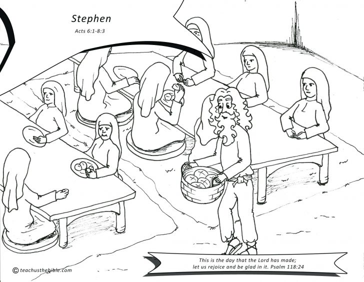 728x564 Esau And Isaac Walking Together In Jacob Coloring Page Pages