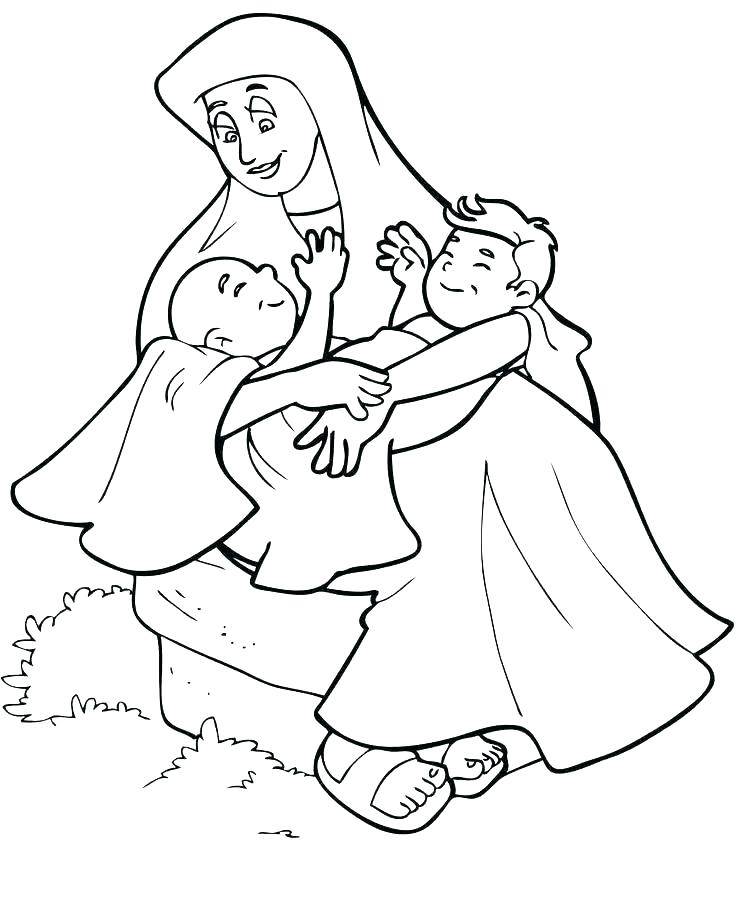 736x908 Jacob And Esau Coloring Pages Colouring Pages And Coloring Isaac