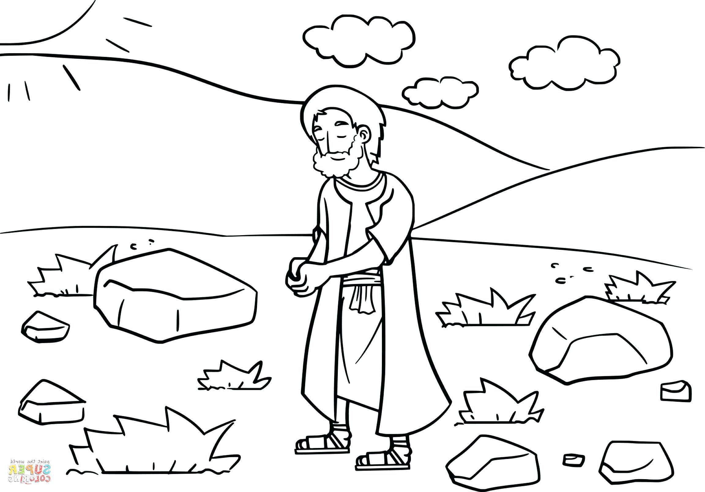 2304x1609 Jacobs Ladder In Jacob And Esau Coloring Page Pages For Kids Sees