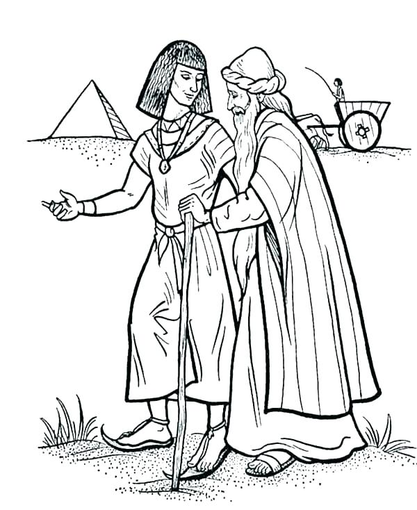 600x734 Esau And Jacob Coloring Pages Page Steam Train On Sunny Day Bible