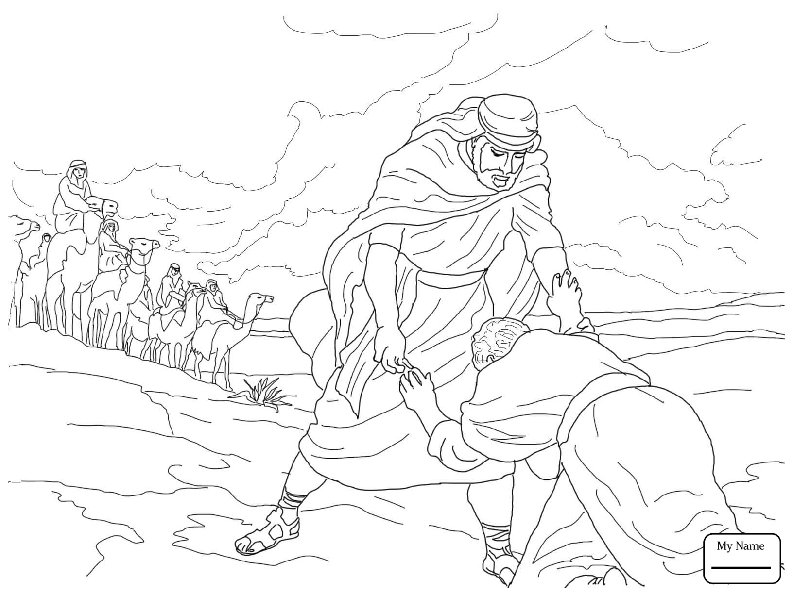 1632x1224 Esau And Jacob Coloring Pages