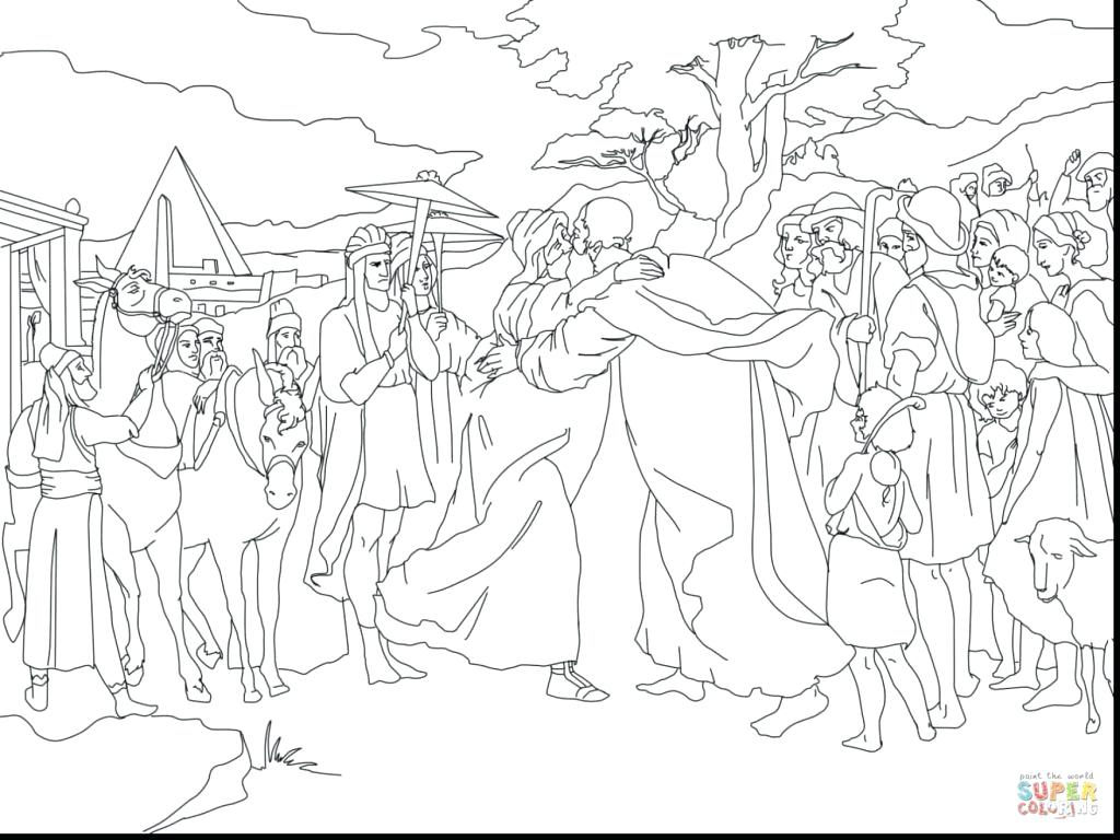1024x768 Luxury Jacob S Ladder Coloring Pages Christmas Free Remarkable