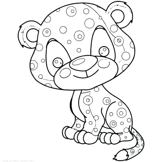 jaguar coloring pages 28
