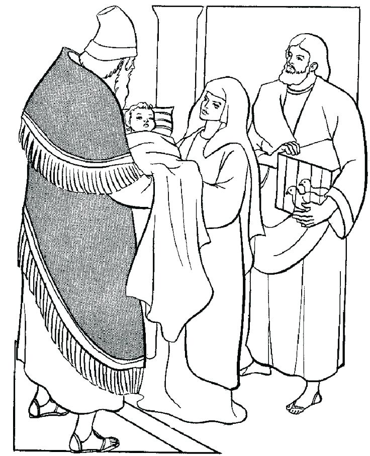 736x908 Bible Coloring Pages Joseph In Egypt Jail Page Prison