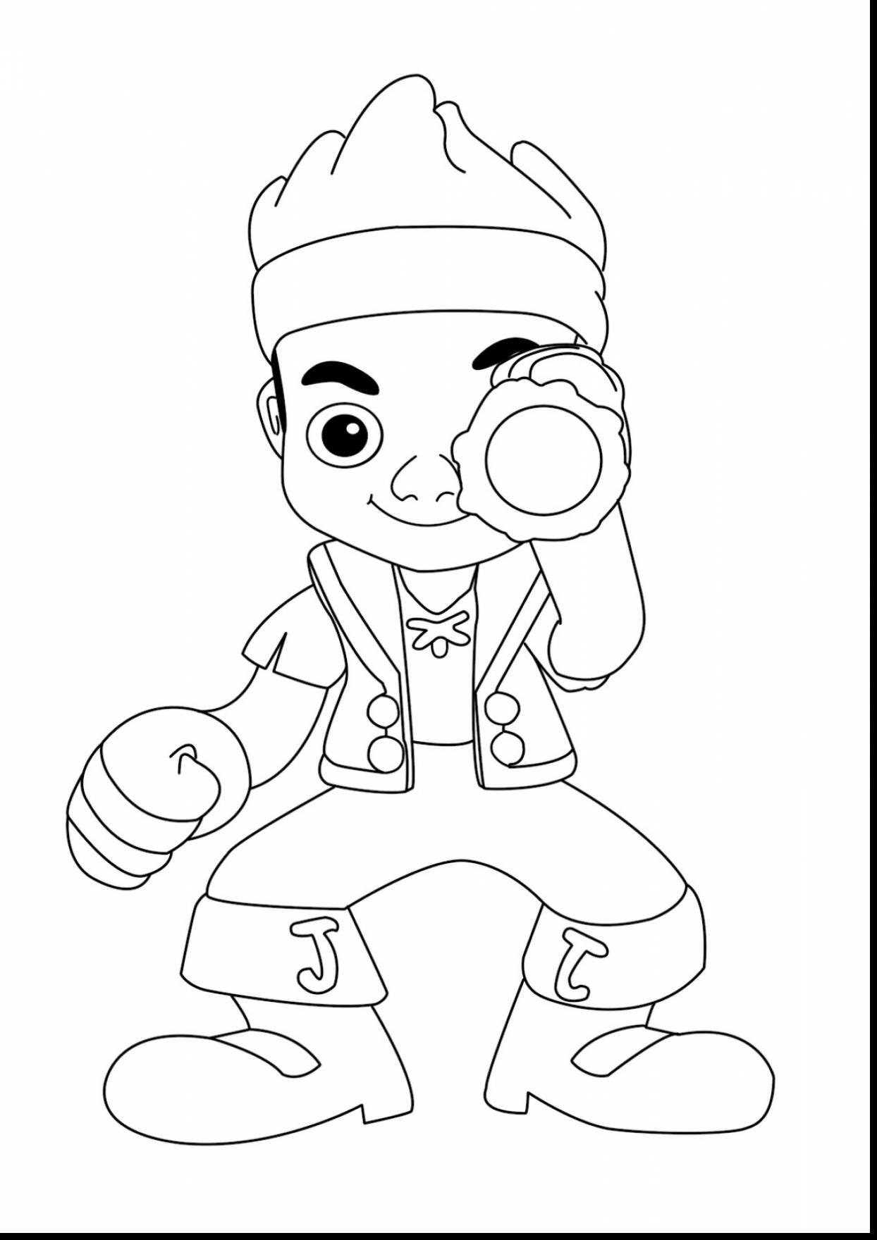 1244x1760 Printable Jake And The Neverland Pirates Coloring Pages