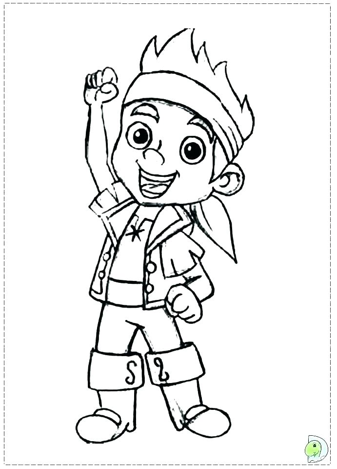 691x960 Pirate Printable Coloring Pages