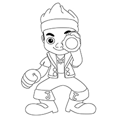 230x230 Top Pirates Coloring Pages For Toddlers