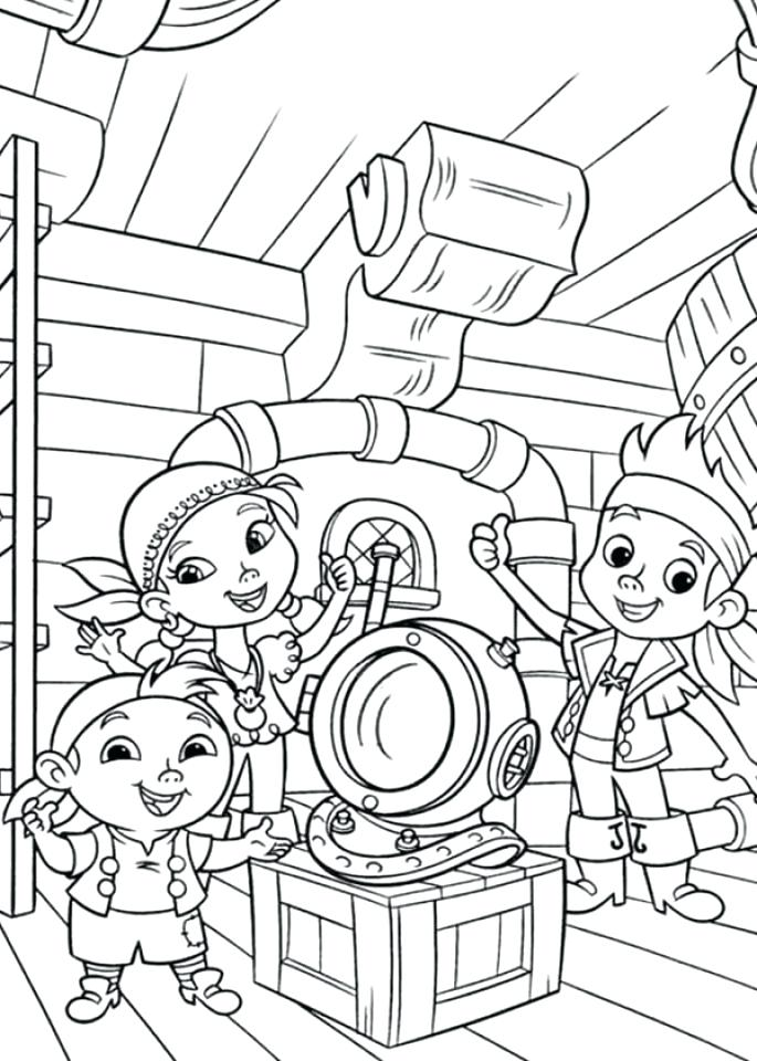 685x960 Jake Coloring Page Junior Printable Coloring Pages And Squid
