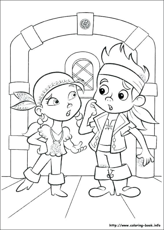567x794 Jake Coloring Page Coloring Page Lovely Pirates Coloring Pages
