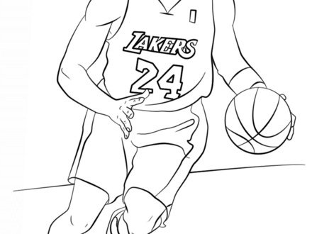 James Harden Coloring Pages at GetDrawings Free for