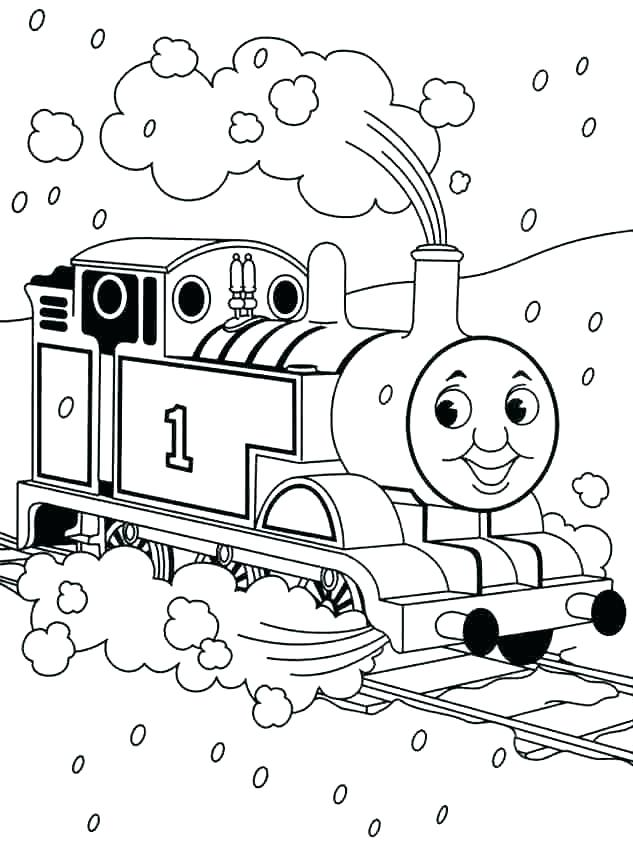 633x844 The Train Coloring Pages The Tank Engine Coloring Pages The Train