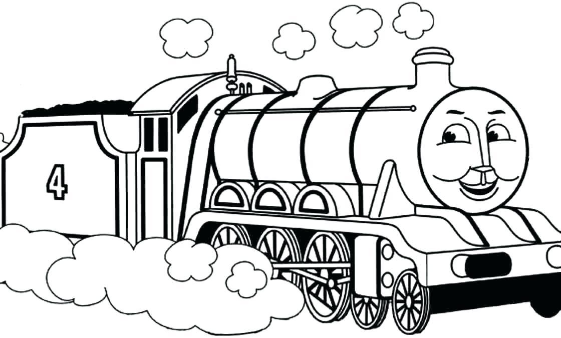 Thomas The Train Coloring Pages Hiro Hiro Coloring Page Ambrose