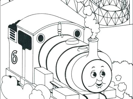 440x330 Thomas The Tank Engine Coloring Pages Tank Coloring Page Army Tank