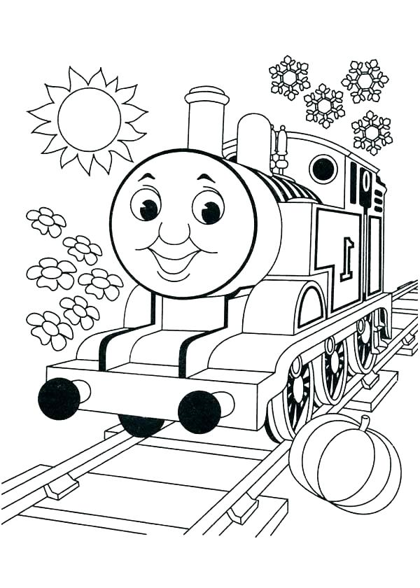 600x840 Thomas The Train Diesel Coloring Pages Diesel Coloring Page