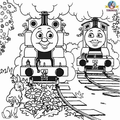 400x400 Thomas The Train Coloring Page Coloring Pages Thomas Coloring