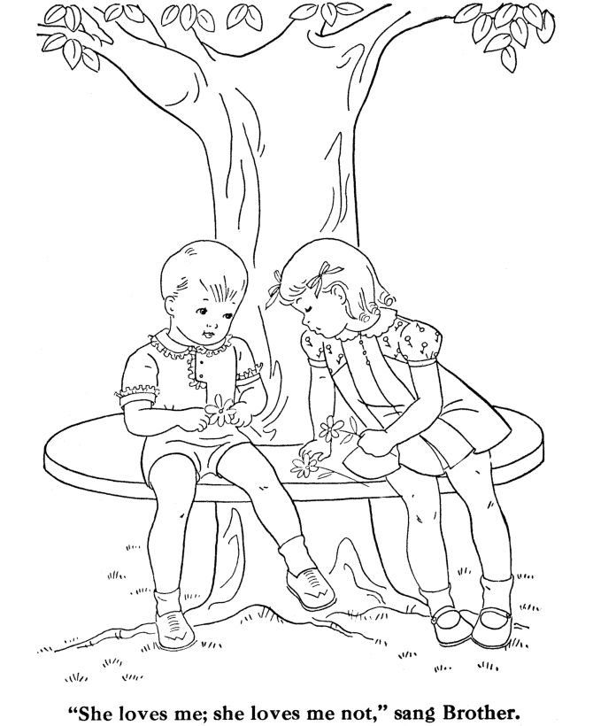 Jane Coloring Pages