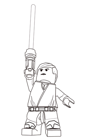 Jango Fett Coloring Pages At Getdrawings Com Free For Personal Use