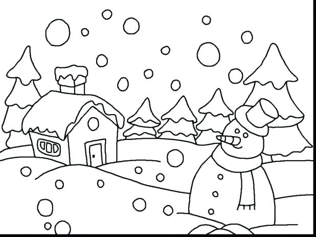 618x463 January Coloring Pages Free Printable Coloring Pages