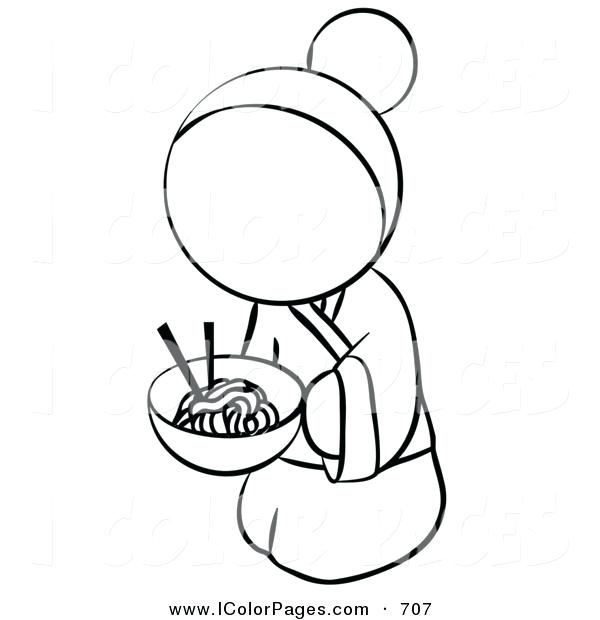 600x620 Geisha Coloring Pages Cherry Blossom Flower Coloring Page Fun
