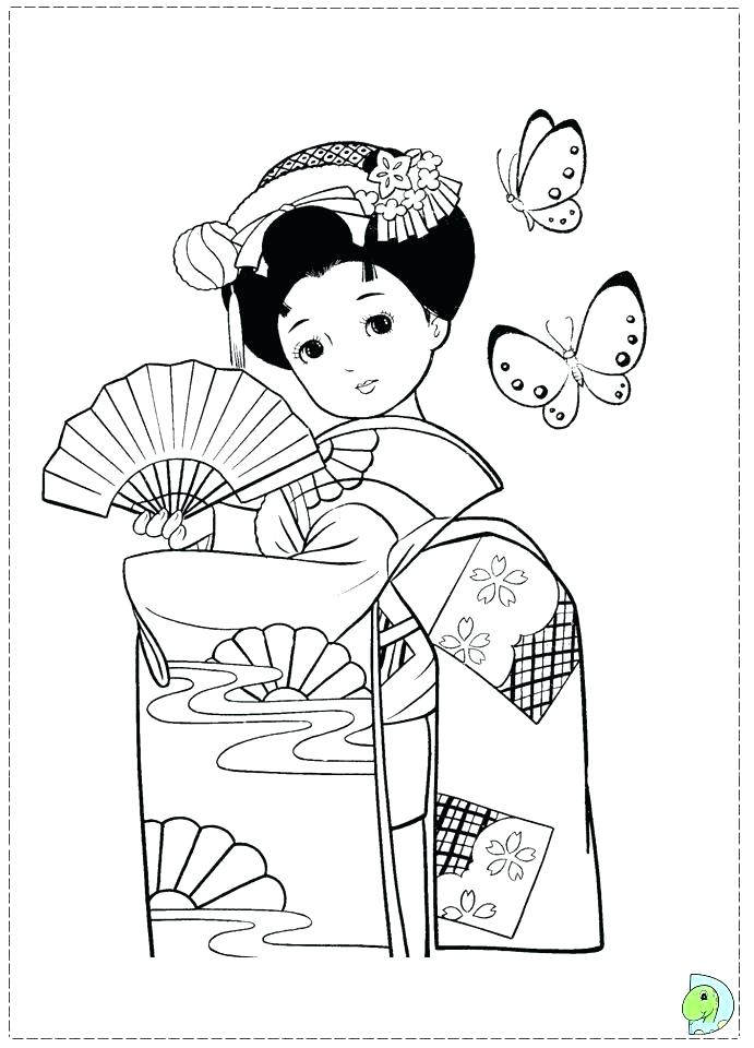 691x960 Japan Coloring Page View From Japan Japan Map Coloring Pages