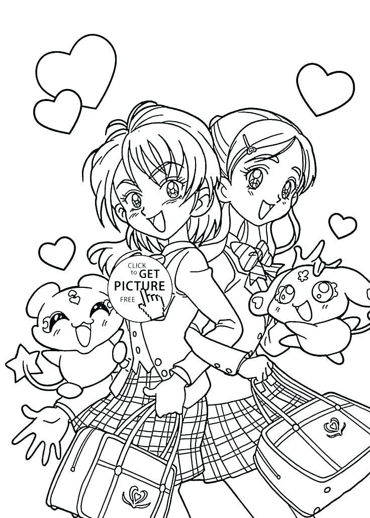 736x1031 Manga Coloring Pages Manga Coloring Pages Manga Mermaid Coloring