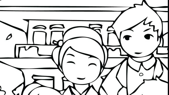 585x329 Japanese Coloring Pages Coloring Pages Impressive Holiday
