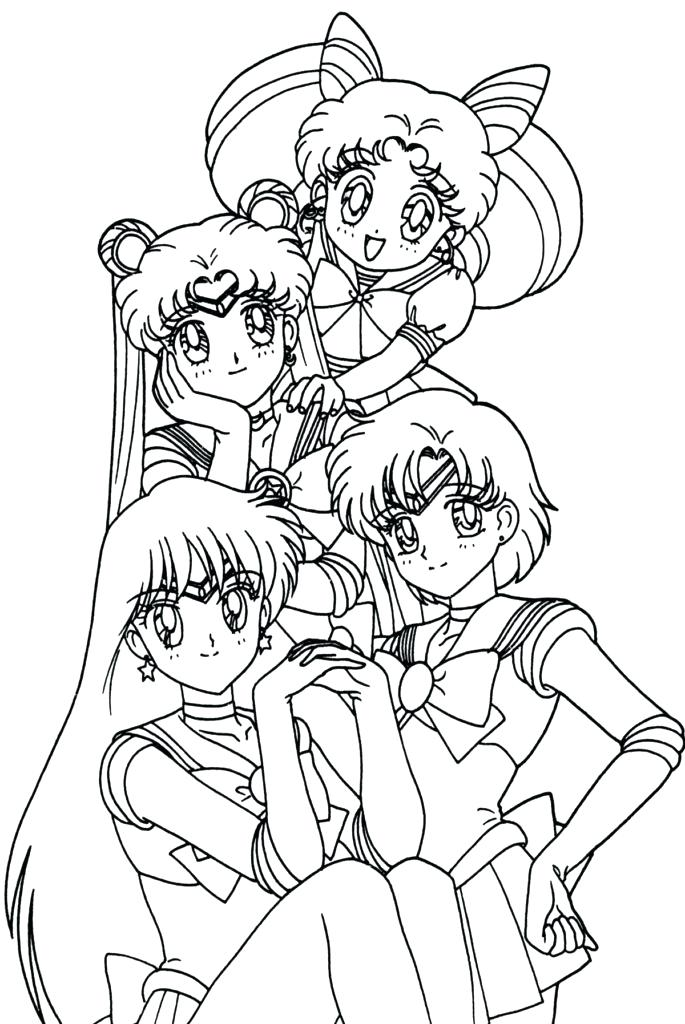 685x1024 Animation Coloring Pages Free Printable Anime Coloring Pages Anime