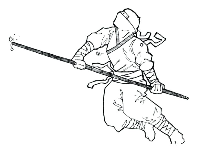 816x610 Japanese Coloring Pages Ninja Coloring Pages Japanese Samurai