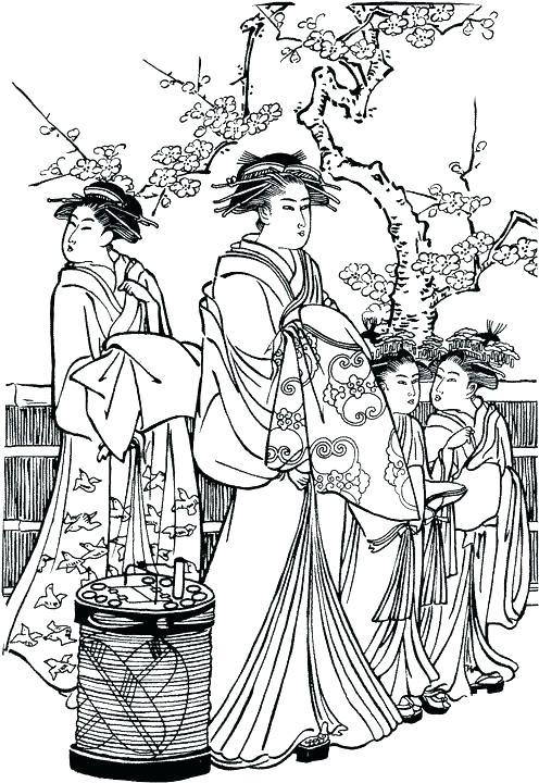 496x720 Japan Coloring Page Pagoda In Japan Coloring Page Japan Map