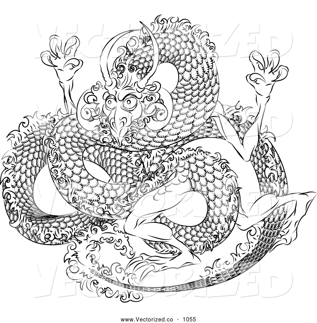 1024x1044 Japanese Art Coloring Pages