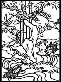 236x318 Japanese Coloring Books For Adults Coloring Books, Japanese