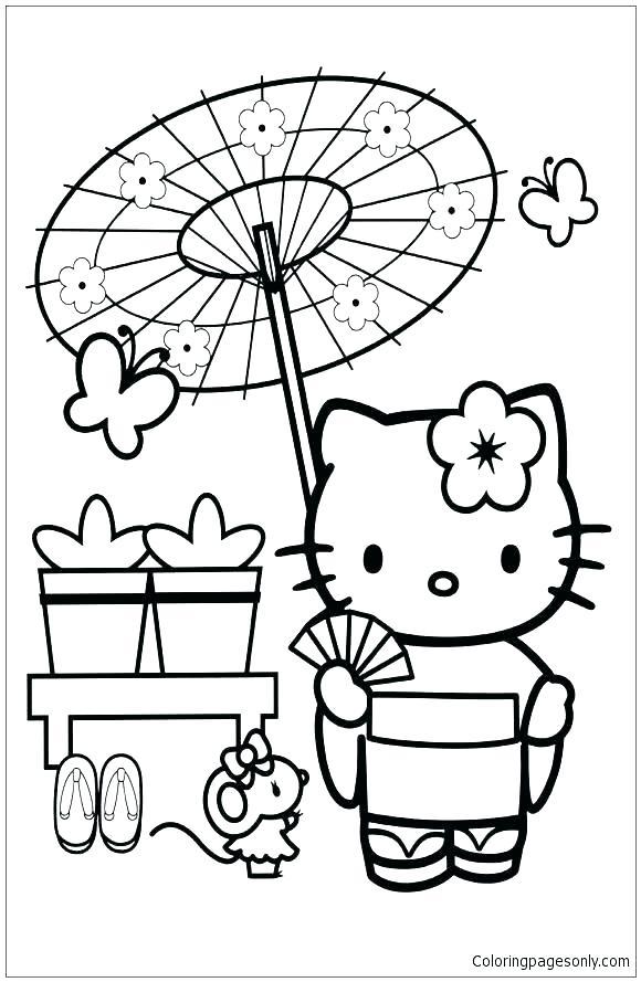 580x889 Japan Coloring Books