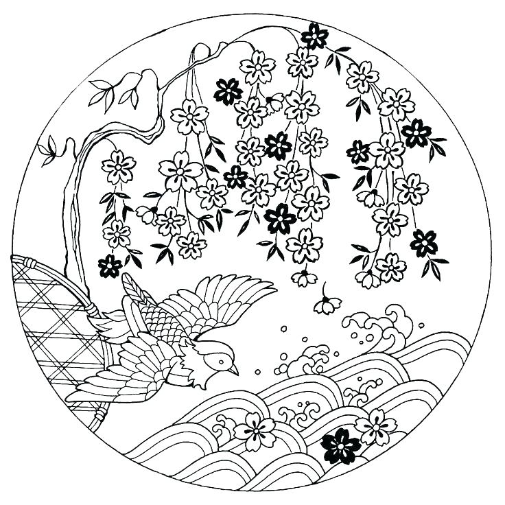 736x736 Japanese Coloring Pages Coloring Pages Coloring Pages Coloring