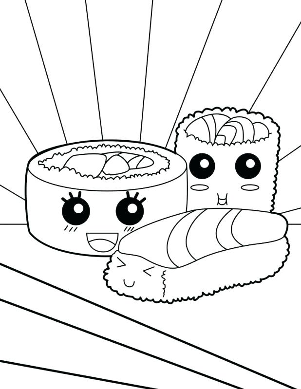 618x799 Japanese Coloring Pages