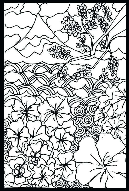 539x797 Japan Coloring Pages Coloring Pages Dance Under Wood Samurai