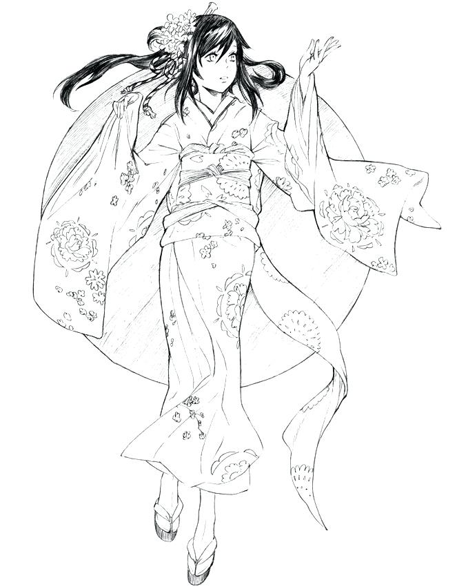 663x850 Geisha Coloring Pages New Geisha Coloring Pages Free
