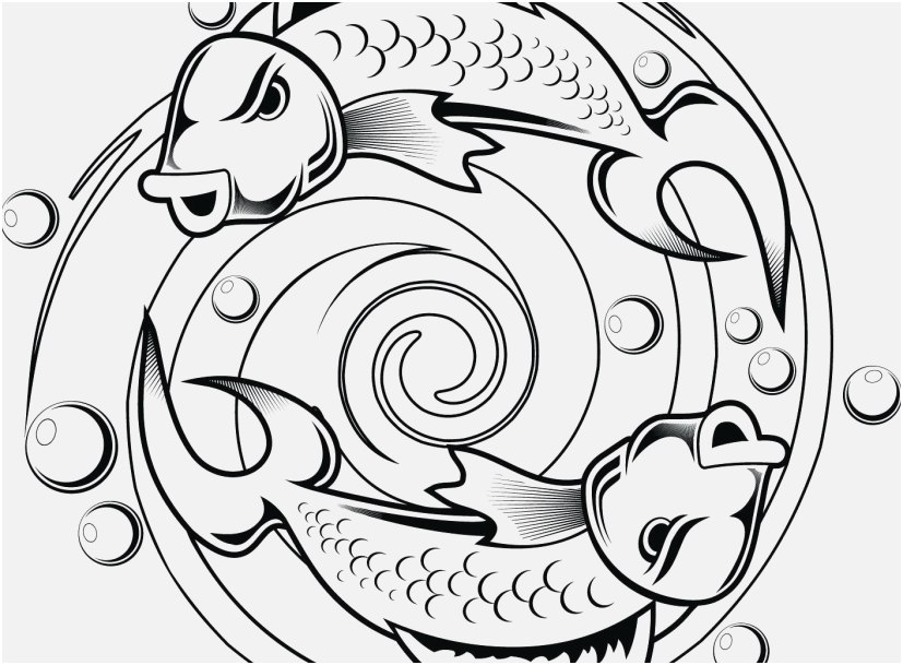 827x609 The Suitable Photo Koi Coloring Pages Wonderful