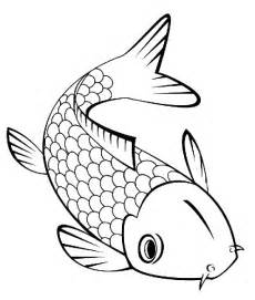 230x271 Japanese Koi Fish Coloring Pages