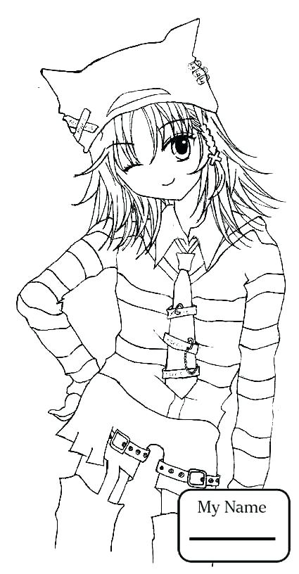 425x816 Japanese Animation Printable Coloring Pages Manga Anime Scenes