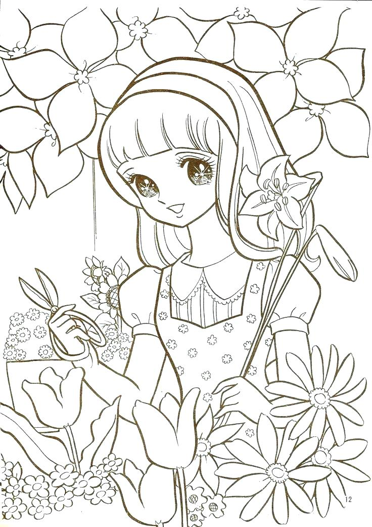 736x1041 Japanese Anime Coloring Pages Coloring Pages Anime Coloring Pages